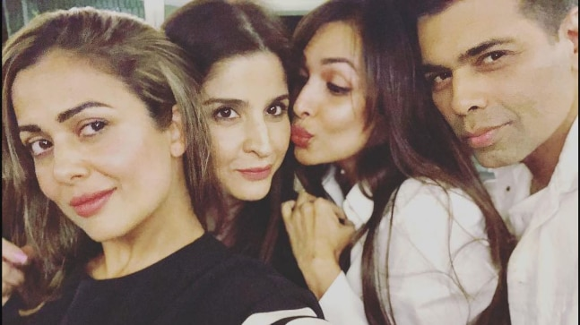 Maheep Kapoor lavish birthday party: Karan, Arjun, Malaika, Sidharth have great fun