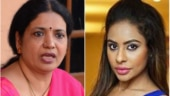 Jeevitha Rajasekhar releases a video to expose Sri Reddy