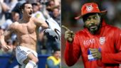 Chris Gayle and Zlatan Ibrahimovic: They are famous and they know it