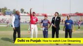 Cricket LIVE STREAMING IPL 2018, DD vs KXIP: When, where and how to watch? Jio TV, Hotstar, Airtel TV app