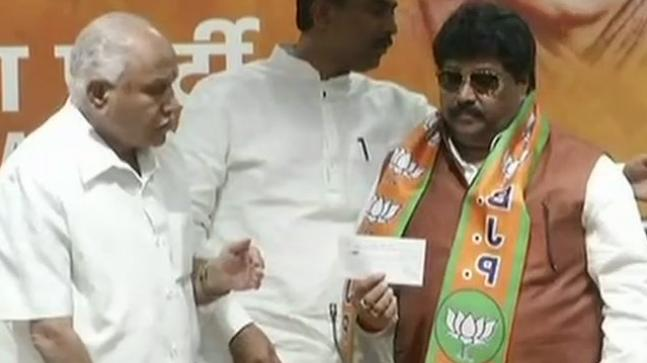 BJP announces first list of candidates for Karnataka polls