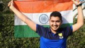 15-year-old Anish Bhanwala shoots down Commonwealth record, becomes India's youngest ever gold medal winner at CWG