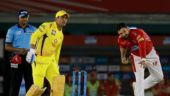 Watch: MS Dhoni-Yuvraj Singh bromance in tense CSK vs KXIP battle