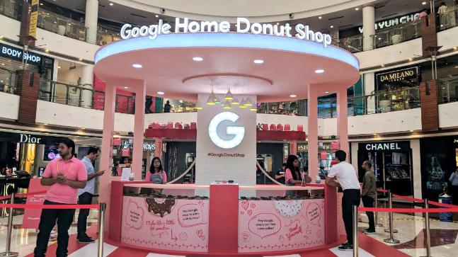 Google Home Donuts >> Free Home Mini Worth Rs 4 499 Or Free Donut You Will Surely Get