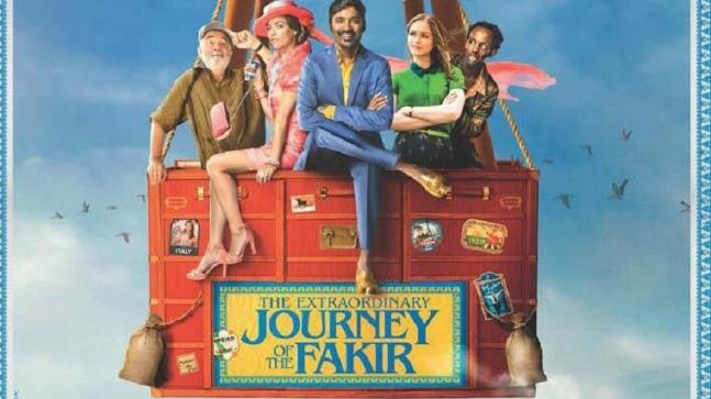 Dhanush's Hollywood film The Extraordinary Journey of The Fakir to
