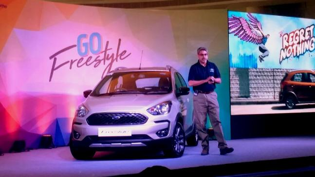 2018 Ford Freestyle Launched For Rs 5 09 Lakh In India Auto News
