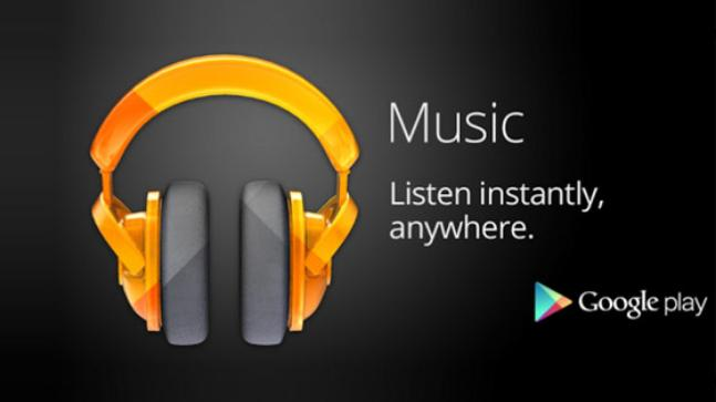 Instead of Google Play Music may be a new service