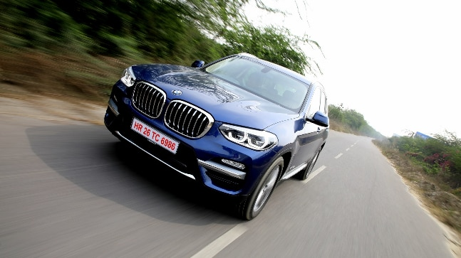 Bmw Launches X3 In India Prices Start At Rs 49 99 Lakh Auto News