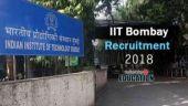 IIT Bombay Recruitment 2018