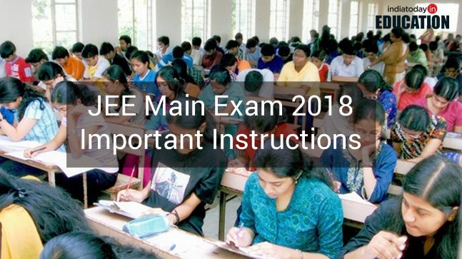 JEE Mains 2018 analysis: Students find maths paper lengthy, Physics tough