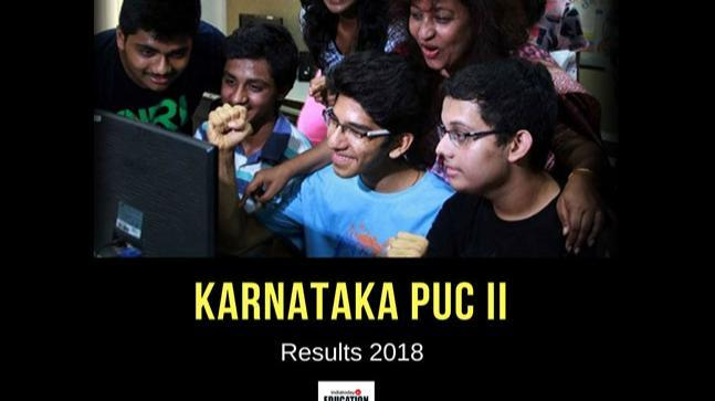 Karnataka PUC Results 2018 Tomorrow At Karresults