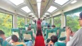 View from the top: Kashmir trains to get glass ceilings