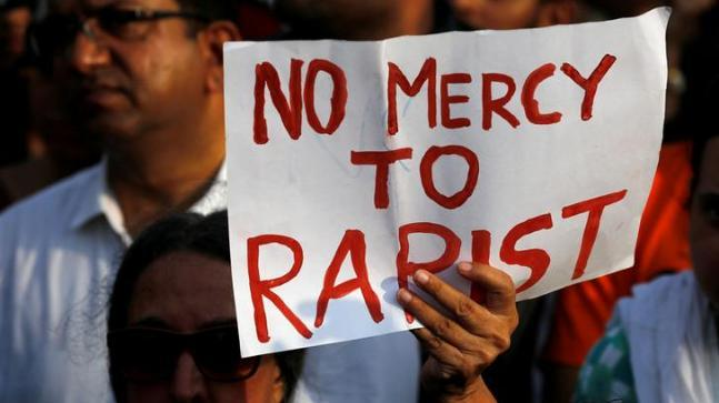 India brings in death penalty for rape of girls
