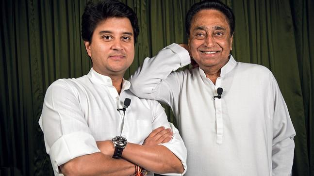 Kamal Nath to steer Cong in MP, Scindia to lead poll campaign