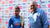 Mithali Raj's record fifty scripts India women's ODI series win over England