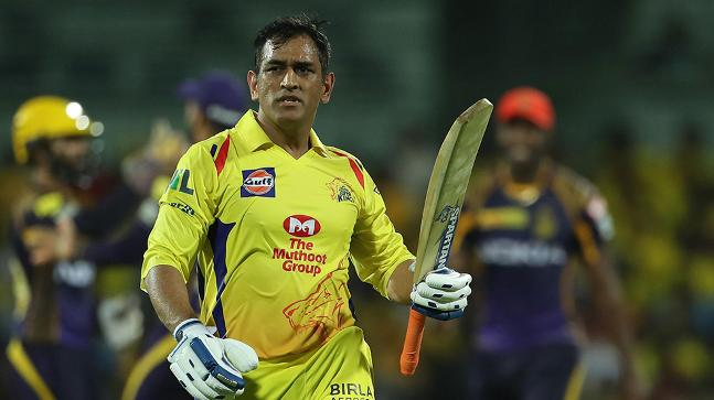 Dhoni Csk Wallpapers Hd: MS Dhoni Confession After Chennai Super Kings' Thrilling