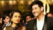Mahesh Babu's passionate kiss with wife Namrata is taking the internet by storm. See pic