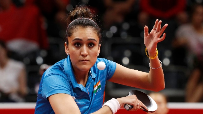 Manika Batra (Photo: Reuters)