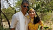 Watch: Milind Soman and Ankita Konwar dance during their wedding rituals