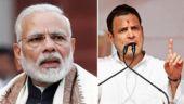 Narendra Modi. Rahul Gandhi