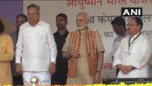 PM Modi launches India's first wellness centre under Ayushmaan Bharat in Chhattisgarh's Bijapur