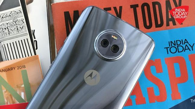 Moto G6 Play caught on video ahead of official announcement