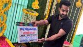 NKR 16: Jr NTR launches Nandamuri Kalyan Ram, Shalini Pandey's film