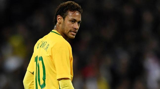 Neymar Will Be Fit For W/Cup - Doctor