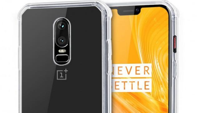 OnePlus 6 mockup demoed in concept video showing wireless charging capability