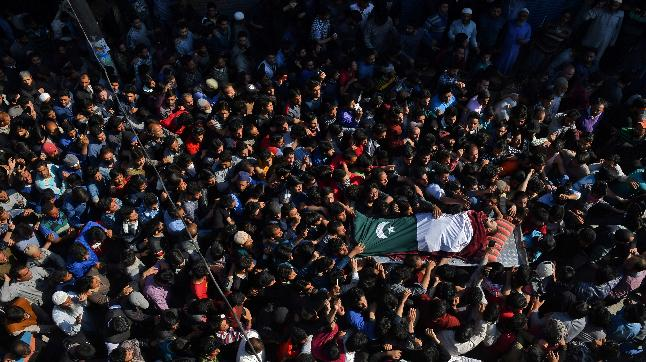 Kashmir Solidarity Day being observed across Pakistan today