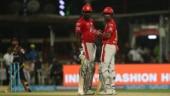 IPL 2018, KKR v KXIP: Gayle, Rahul power Punjab to 9-wicket win in rain-curtailed match