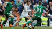La Liga: Real Madrid beat Leganes to end the drought at Santiago Bernabeu