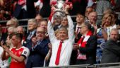 Arsene Wenger leaves Arsenal after 22 years at the helm (Reuters Photo)