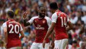 Arsenal F.C. thrash West Ham United as Arsene Wenger swansong starts