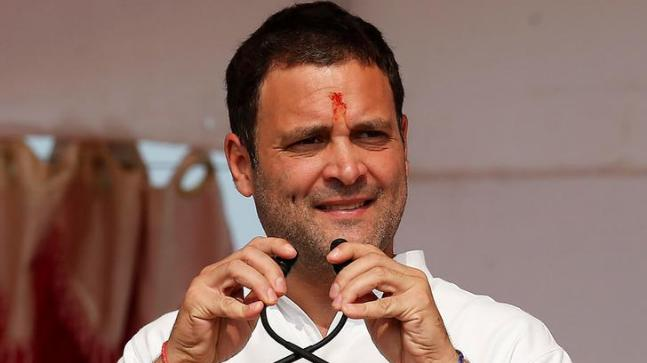 BJP, RSS anti-Dalit & anti-Constitution: Rahul