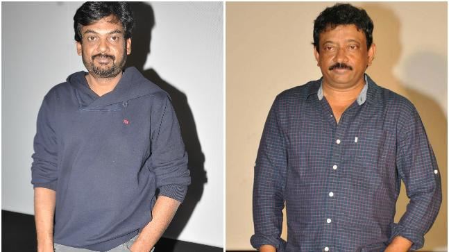 Is there any issue between RGV & Puri