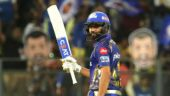 IPL 2018: Rohit Sharma falls 6 runs short of second Indian Premier League hundred