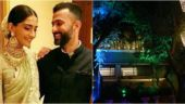 Sonam Kapoor's house is all decked up. Have the wedding preparations begun?