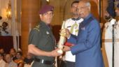 Know why India's Master Finisher, MS Dhoni received Padma Bhushan dressed as an army officer