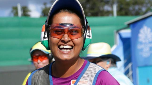 CWG: Shooter Shreyasi finishes 5th in women's Trap
