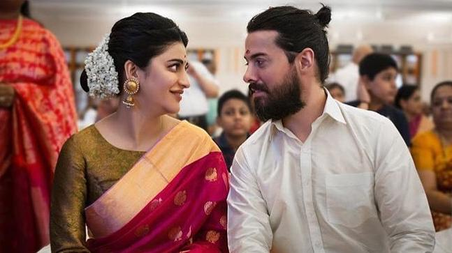Image result for shruthi haasan with her boyfriend