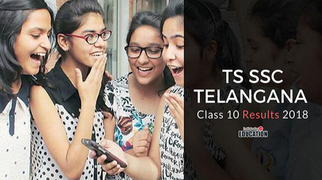 Telangana SSC 2018 results out today, find out on bse