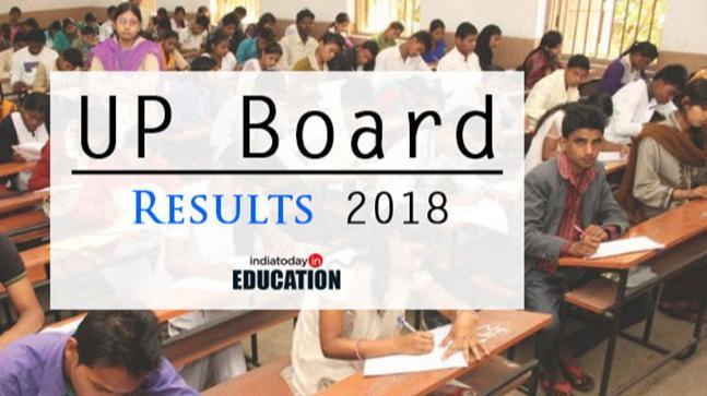 UP Board Result 2018: Expected to be released by next week ...