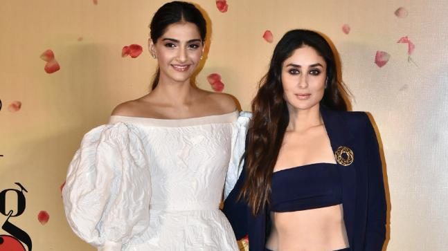 Veere Di Wedding Trailer.Veere Di Wedding Trailer Launch Here S How Chic Sonam Kapoor And