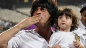 Shah Rukh Khan wants son AbRam to play hockey for India