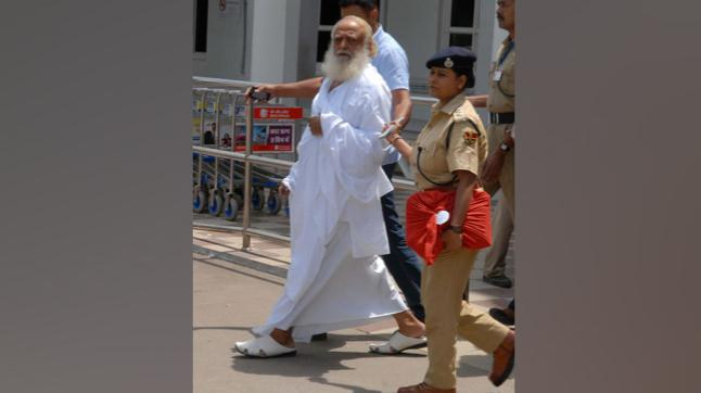 Asaram Bapu gets lifetime imprisonment for raping minor girl