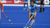 CWG 2018: Indian women's hockey team beat Malaysia by 4-1
