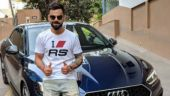 Virat Kohli gets himself a spanking new Audi RS5