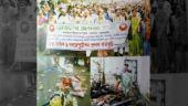 BJP in Bengal uses images of Bangladeshi violence for panchayat election manifesto