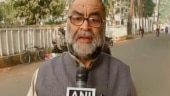 Muslim politician donates bell at Hanuman temple in Lucknow